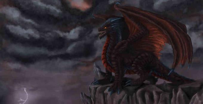 Nombres de dragones famosos